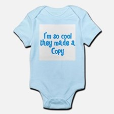 TwinBaby Copy Infant Bodysuit