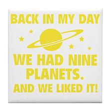 nineplanetss2D Tile Coaster