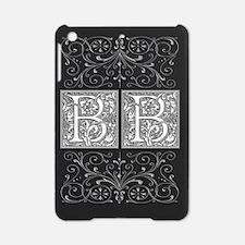 BB, initials, iPad Mini Case