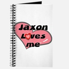 jaxon loves me Journal