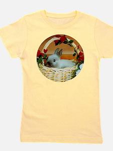 Basket Bunny Girl's Tee