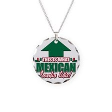 This is what Mexican looks l Necklace