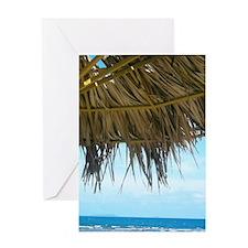 La Guancha Beach Greeting Card