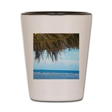 La Guancha Beach Shot Glass