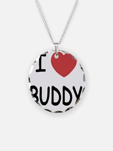 I heart BUDDY Necklace