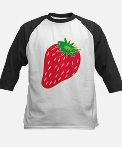 Strawberry Kids Baseball Jersey