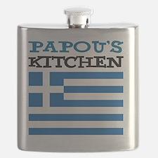 Papous Kitchen Apron Flask