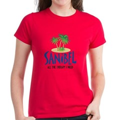 Sanibel Therapy Tee
