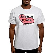 javion loves me T-Shirt