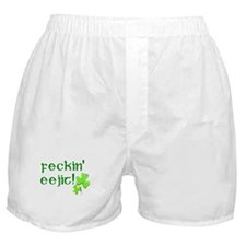 Feckin'Eejit! Boxer Shorts