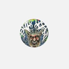 The God Herne Mini Button