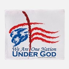 American Pride Throw Blanket