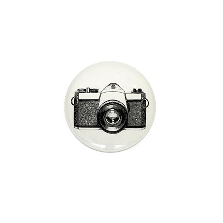 35mm Camera Mini Button