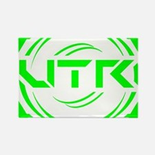 UTR - Future (Green) Rectangle Magnet