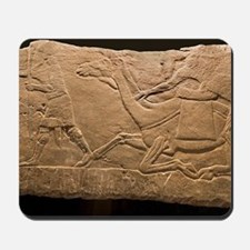 Assyrian Relief Mousepad