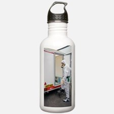 Asbestos removal Water Bottle