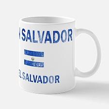 San Salvador El Salvador Mug