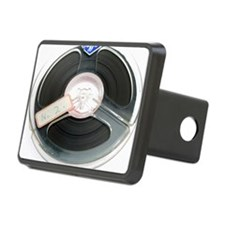 Audio tape reel Hitch Cover