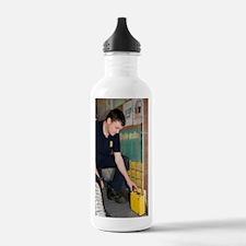 Asbestos monitoring Water Bottle