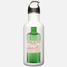 Antique pharmacy bottl Water Bottle
