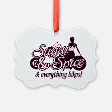 SugarSpice Ornament
