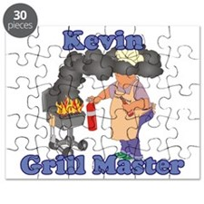 Grill Master Kevin Puzzle