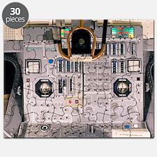 Apollo Lunar Module interior Puzzle