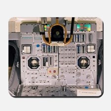 Apollo Lunar Module interior Mousepad