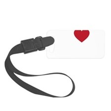 I Love Yemen Luggage Tag