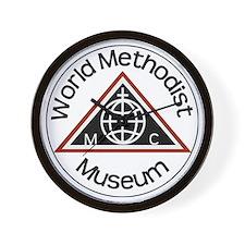 Museum Logo Wall Clock