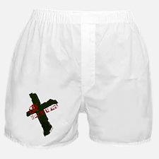 UTR - Calvary (Olive Green) Boxer Shorts
