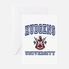HUDGENS University Greeting Cards (Pk of 10)