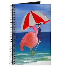 Flamingo Beach Wine Journal