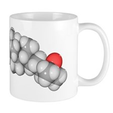 Calcitriol molecule Mug