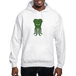 Cthulhu Head Hooded Sweatshirt