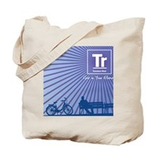 Relaxing in Travelers Rest, S.C. Tote Bag