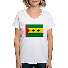Sao Tome Principe Flag Shirt