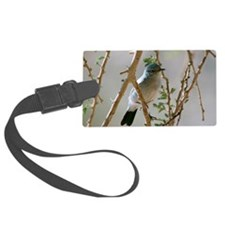 Blackstart in a tree Luggage Tag