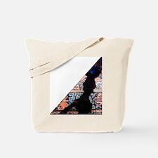 Hookah shadow Tote Bag