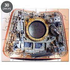 Apollo command module hatch Puzzle