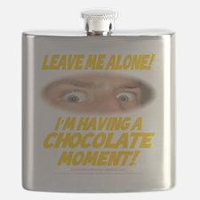 LeaveMeAloneChoc0002 Flask