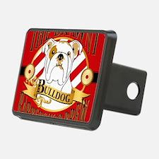 Brawny Bulldog Barbershop  Hitch Cover