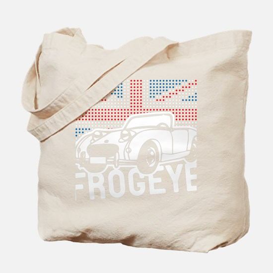 Austin-Healey Frogeye Sprite mk1 Union Ja Tote Bag