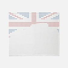 Austin-Healey Frogeye Sprite mk1 Uni Throw Blanket