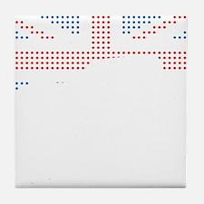 Austin-Healey Frogeye Sprite mk1 Unio Tile Coaster