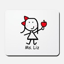 Apple - Liz Mousepad