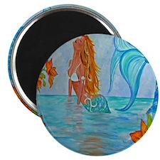 The Wisdom Seeker Mermaid  by Alecia Magnet