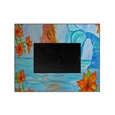 The Wisdom Seeker Mermaid  by Alecia Picture Frame