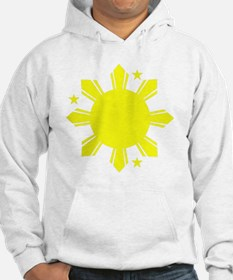 Sun and stars Jumper Hoody