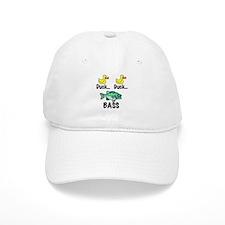 Duck Duck Bass Baseball Cap